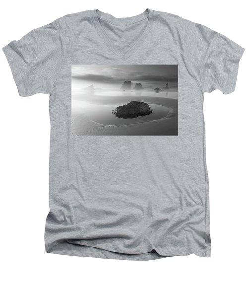 Coastal Mystics Men's V-Neck T-Shirt