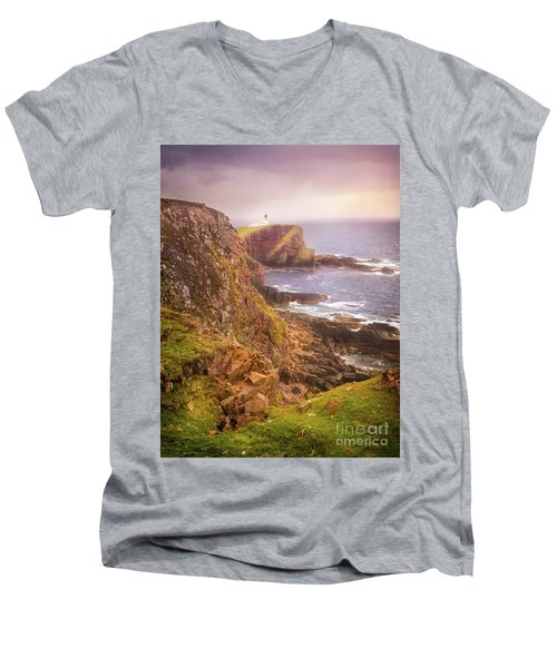 Coastal Walks IIi Men's V-Neck T-Shirt