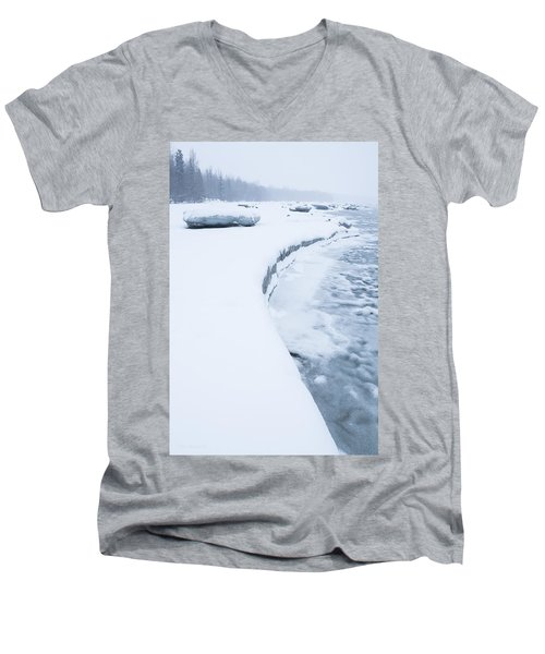 Cold Coast Men's V-Neck T-Shirt