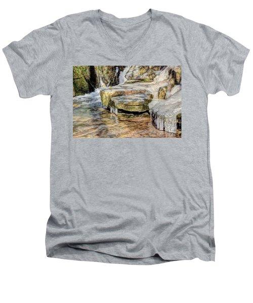 Cold Feet Men's V-Neck T-Shirt
