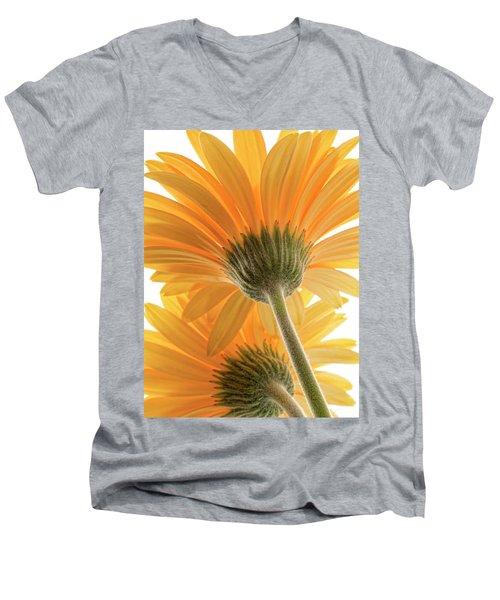 Color Me Happy Men's V-Neck T-Shirt