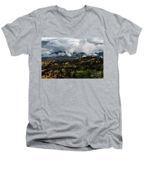 Colorado - 0239 Men's V-Neck T-Shirt
