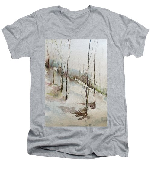Colorado Morning Men's V-Neck T-Shirt