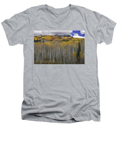 Colorado Splendor Men's V-Neck T-Shirt