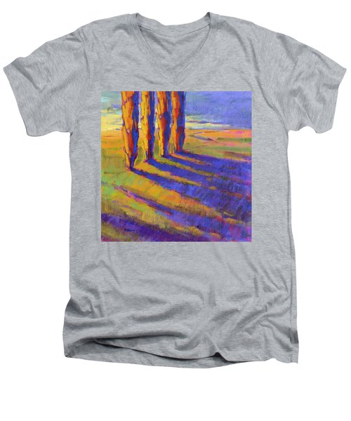 Colors Of Summer 5 Men's V-Neck T-Shirt