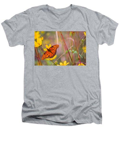 Colors Of Summer Men's V-Neck T-Shirt