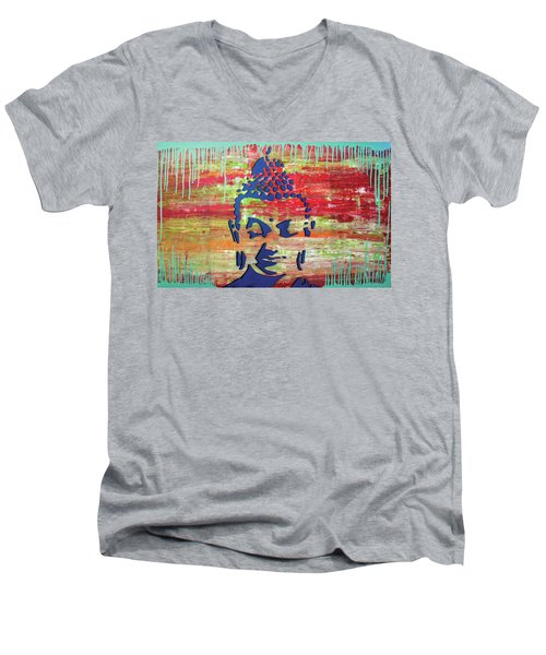 Colors That Surround U Men's V-Neck T-Shirt