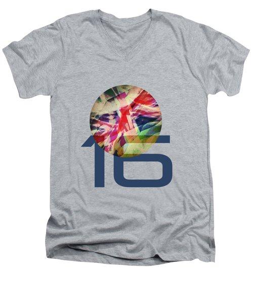 Colours Of A Kingdom Men's V-Neck T-Shirt