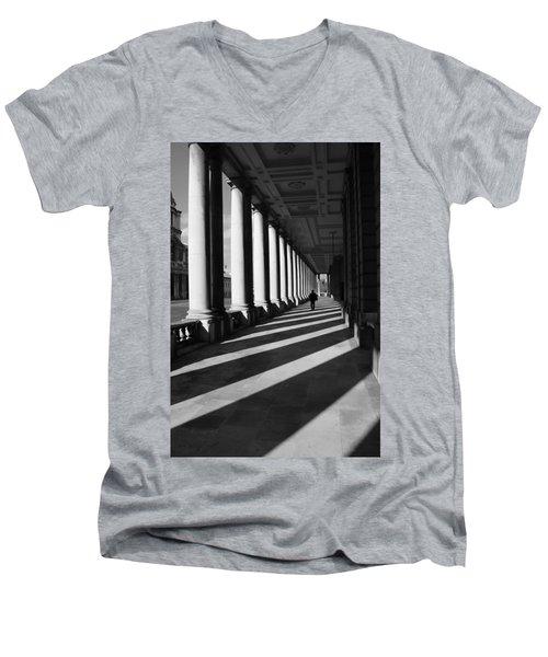 Columnist Men's V-Neck T-Shirt