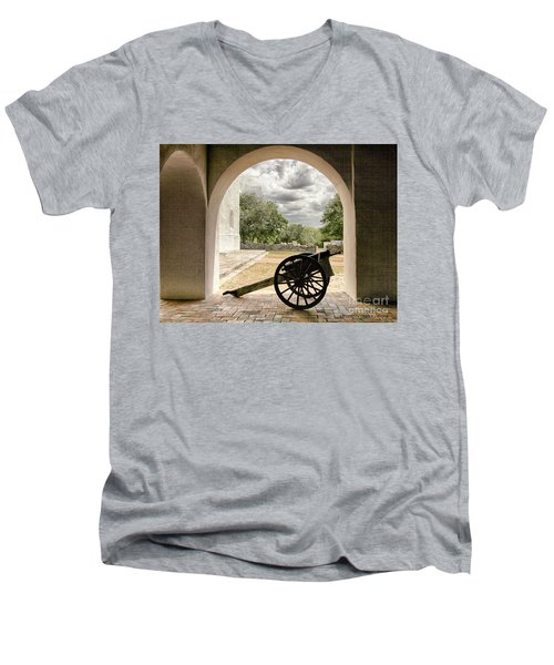 Come And Take It 2 Men's V-Neck T-Shirt