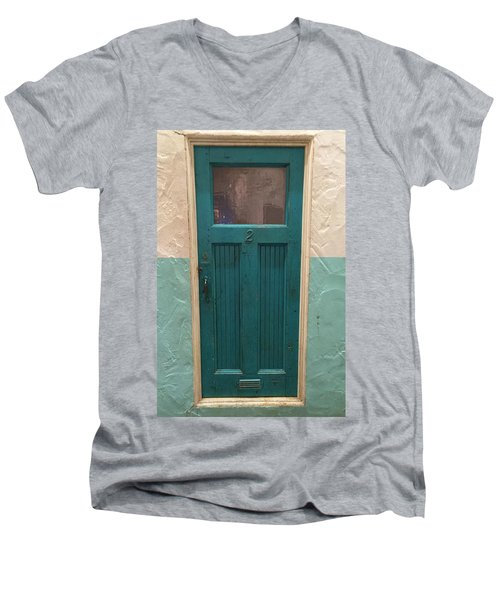 Come In And Chat Men's V-Neck T-Shirt