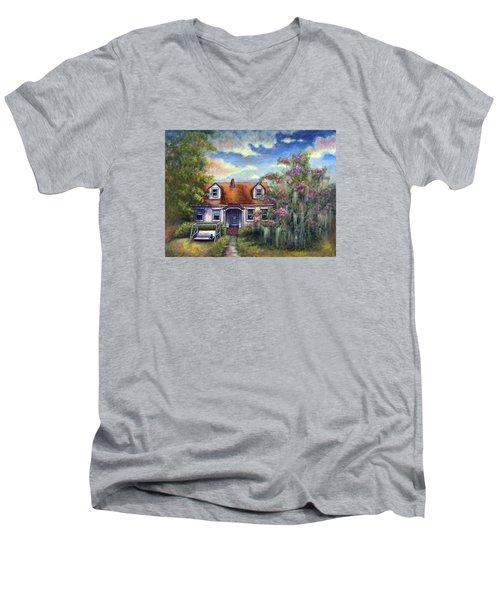 Come Let Me Love You Men's V-Neck T-Shirt