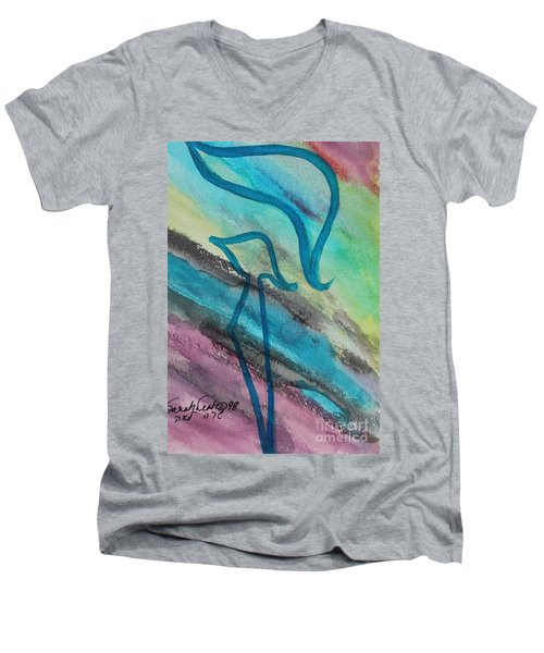 Comely Kuf Men's V-Neck T-Shirt