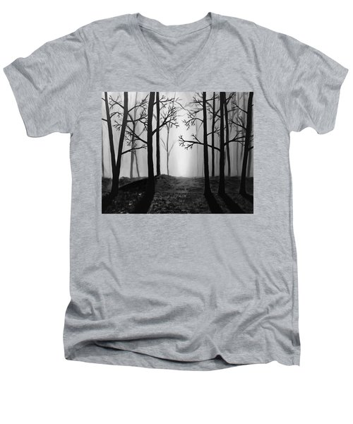 Coming Light Men's V-Neck T-Shirt