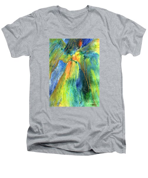Coming Lord Men's V-Neck T-Shirt
