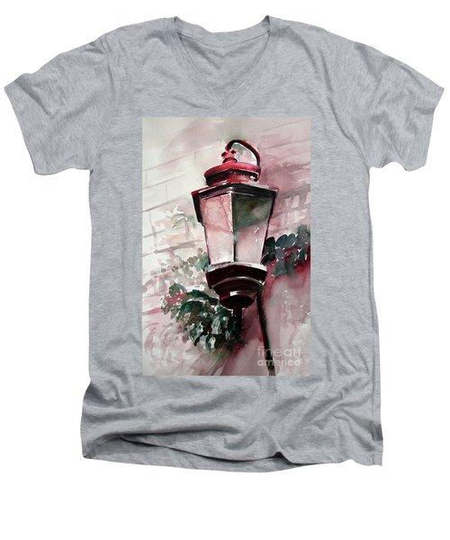 Coming Of Winter Men's V-Neck T-Shirt