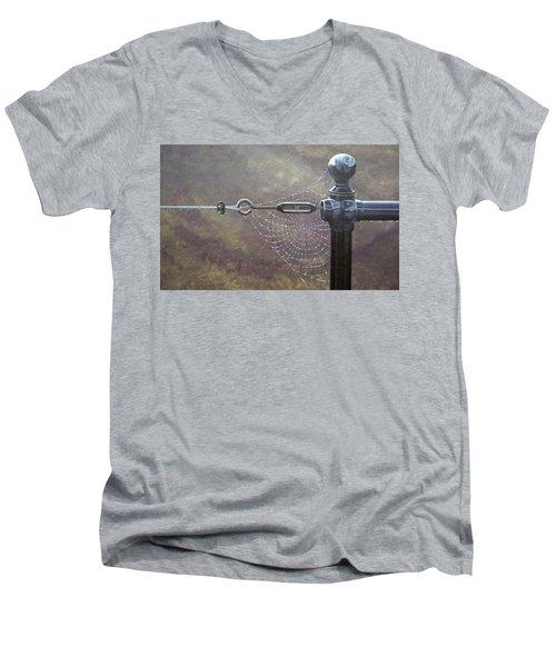 Comparative Engineering Men's V-Neck T-Shirt