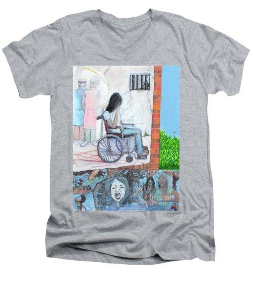 Complications Men's V-Neck T-Shirt