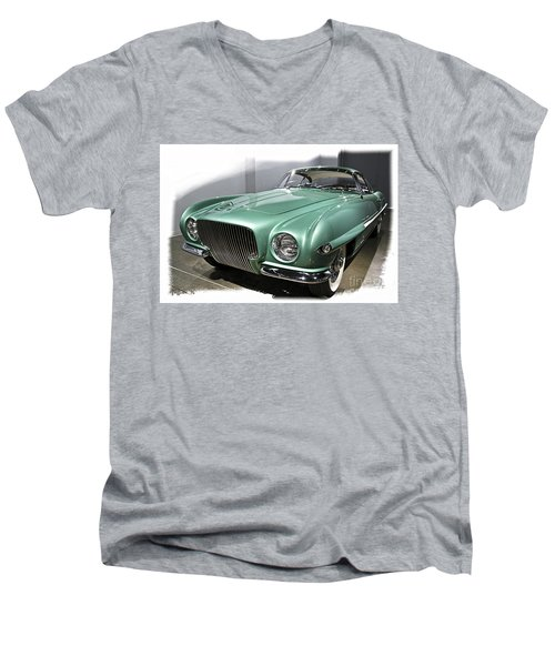 Concept Car 2 Men's V-Neck T-Shirt