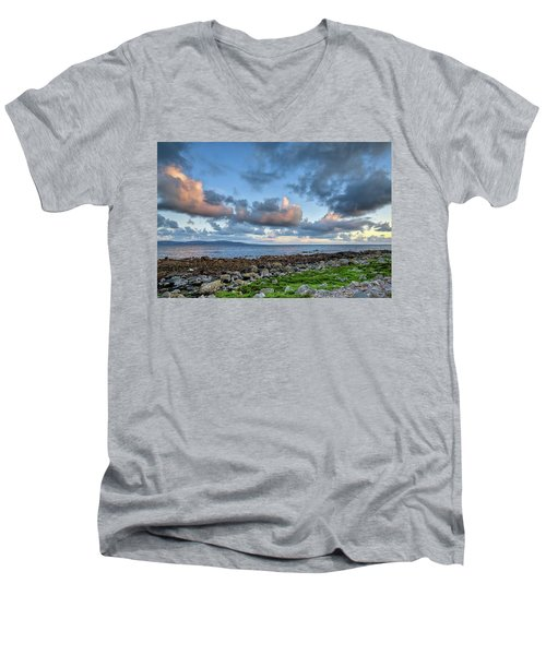 Connemara Sunset Men's V-Neck T-Shirt