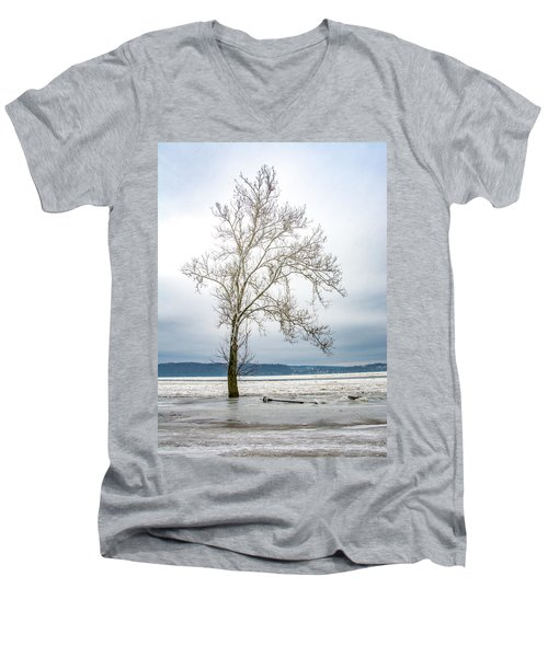 Consequence Men's V-Neck T-Shirt