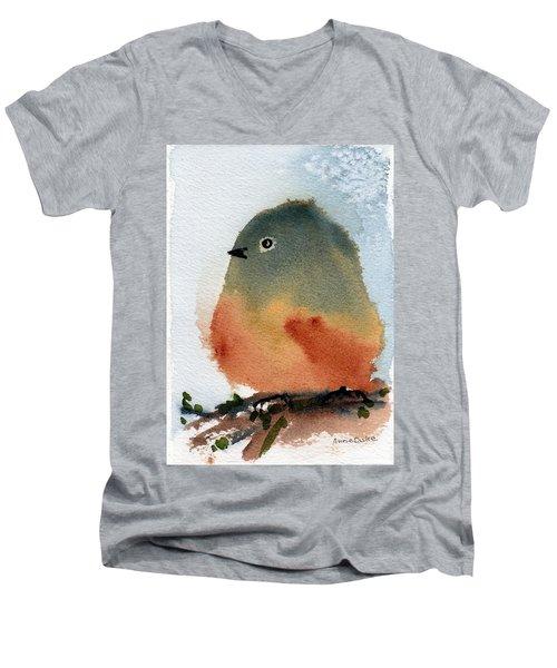 Considering Men's V-Neck T-Shirt