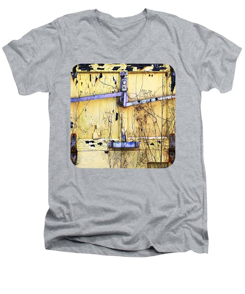 Contain Yourself Men's V-Neck T-Shirt
