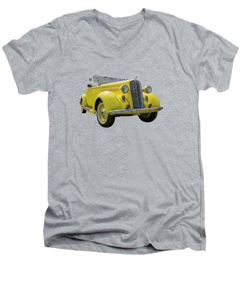 Convertible Dodge Men's V-Neck T-Shirt