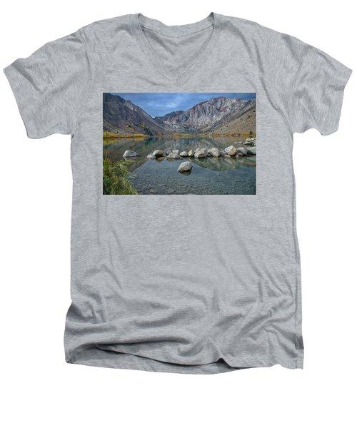 Convict Lake Men's V-Neck T-Shirt