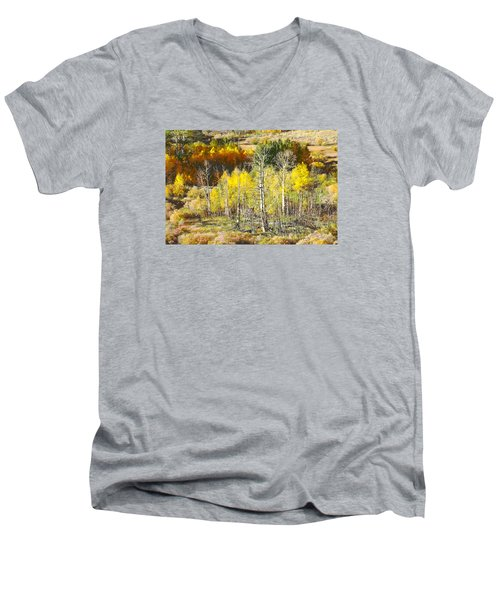 Conway Summit 3 Men's V-Neck T-Shirt