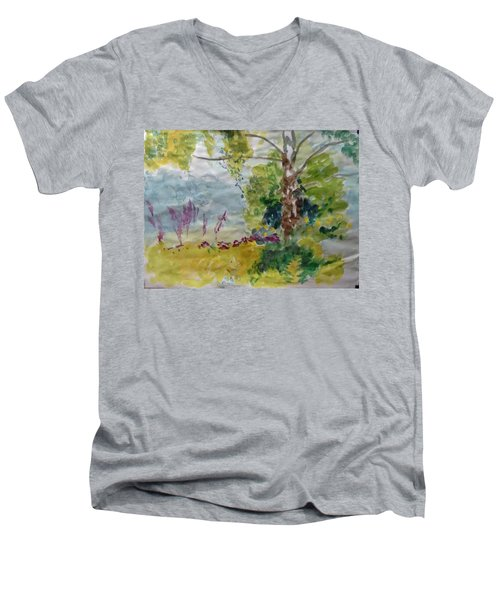 Cool Summer Clearing Men's V-Neck T-Shirt