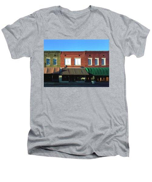 Corinth Light Men's V-Neck T-Shirt