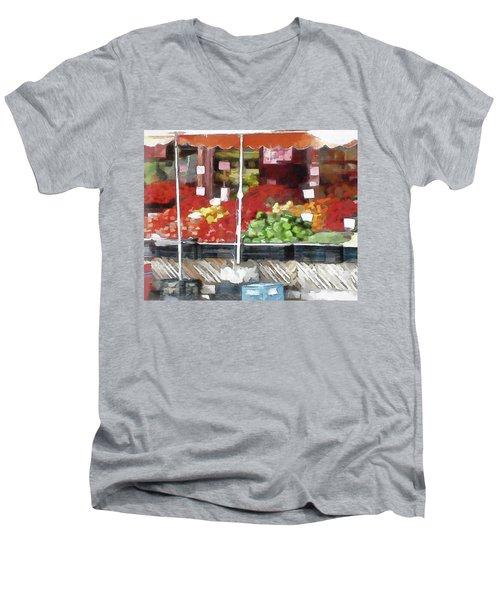 Corner Market Men's V-Neck T-Shirt