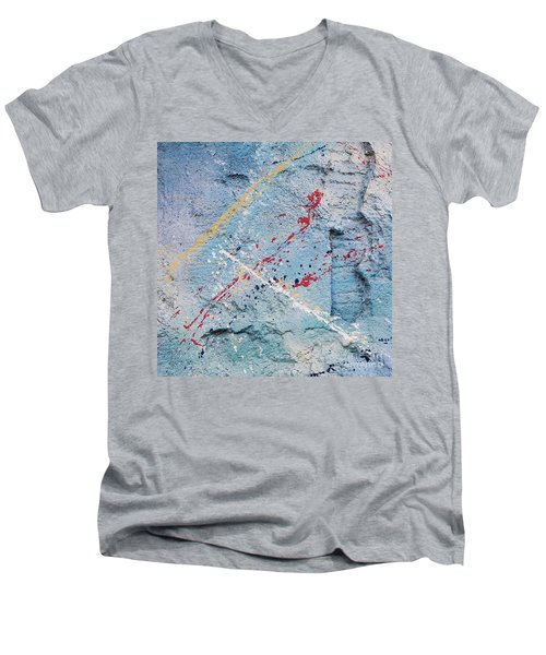 Cornwall Men's V-Neck T-Shirt