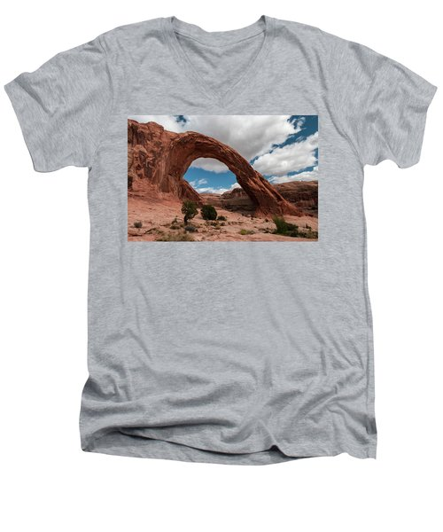 Corona Arch - 9755 Men's V-Neck T-Shirt