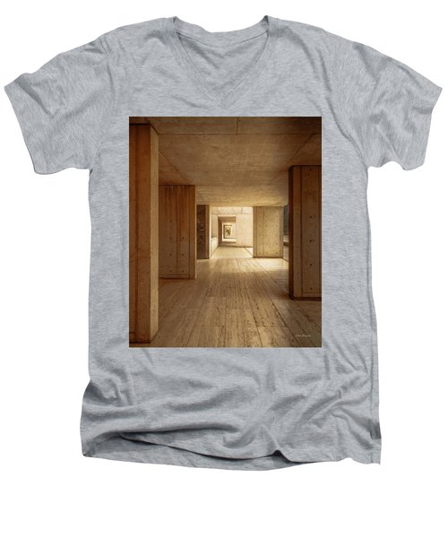 Corridor Men's V-Neck T-Shirt