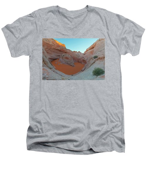 Cosmic Ashtray Men's V-Neck T-Shirt