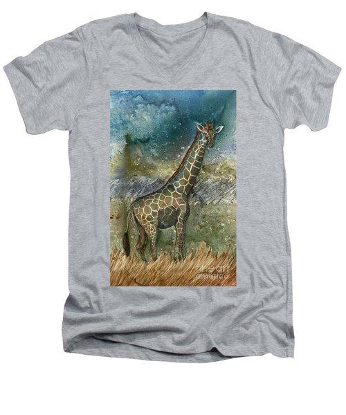 Cosmic Longing Men's V-Neck T-Shirt