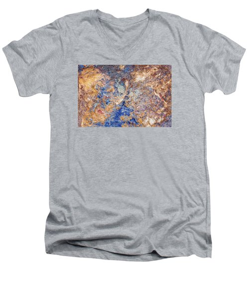Couleurs De Cuivre II Men's V-Neck T-Shirt