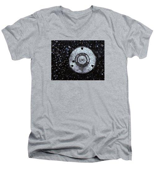 Cover Men's V-Neck T-Shirt
