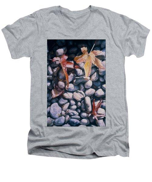 Cowper Street #3 Men's V-Neck T-Shirt