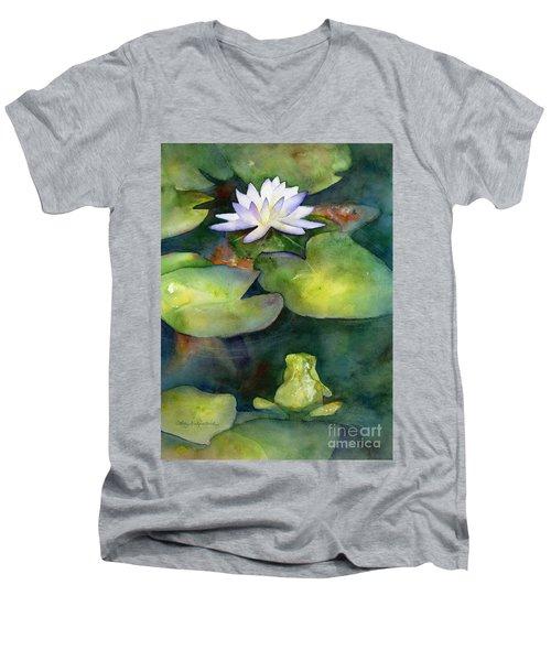 Coy Koi Men's V-Neck T-Shirt