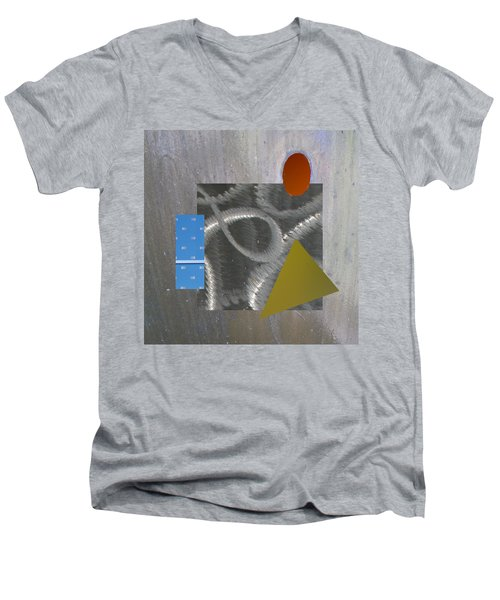 Crazy Eights Men's V-Neck T-Shirt