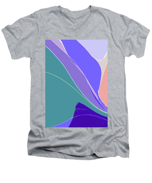 Crevice Men's V-Neck T-Shirt