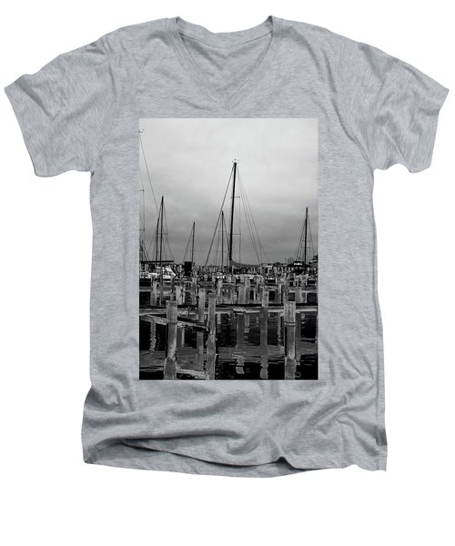 Crosses Men's V-Neck T-Shirt