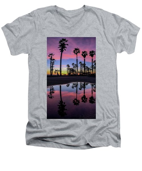 Curb Appeal Men's V-Neck T-Shirt