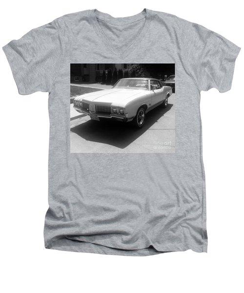 Cutlass Supreme S X Men's V-Neck T-Shirt