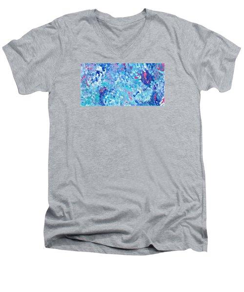 Cy Lantyca 24 Men's V-Neck T-Shirt