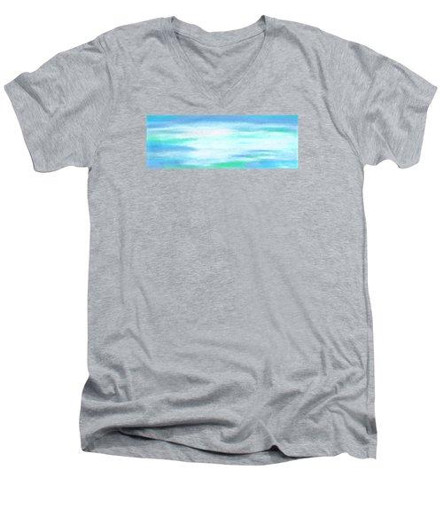 Cy Lantyca 27 Men's V-Neck T-Shirt
