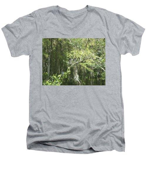 Cyprus Men's V-Neck T-Shirt